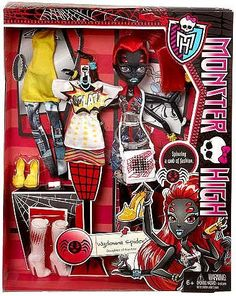 Monster High WYDOWNA SPIDER I Love Fashion Doll