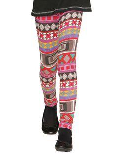 Desigual Girls: Tribal Legging