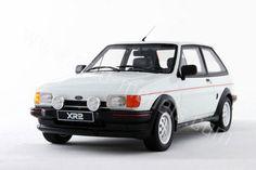 Ford Fiesta MK2 XR2 In White Resin Cast Model 1:18 scale £74.99 #like2rt #bizitalk