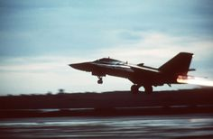 1986 United States bombing of Libya (Operation El Dorado Canyon) Part of the Cold War An American 48th Tactical Fighter Wing F-111F aircraft takes off from RAF Lakenheath in April 1986, to participate in an air strike against Libya.