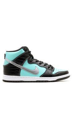 "Nike Dunk High SB Premium ""Tiffany Diamond"""