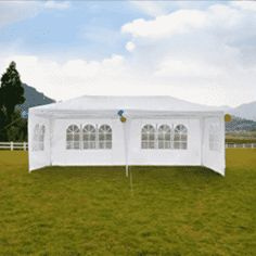 GOJOOASIS Canopy Tent Wedding Party Tent Outdoor - Wedding Canopy Canopy Tent, Canopies, Wedding Canopy, Look Good Feel Good, One With Nature, Coloring Books, Gazebo, Shed, Outdoor Structures