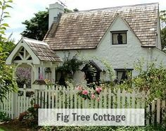 "You have to ""visit"" these soooo cute Cottage houses... and feel like Sarah Kay just a bit...!!!"