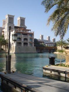 Dubai - Madinat Jumeirah souk (Market Place)