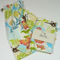 Custom Shoe Bags!  Great gifts!