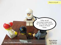 Teaching Quran to kids thru legos mashallah such a nice blog I came across today