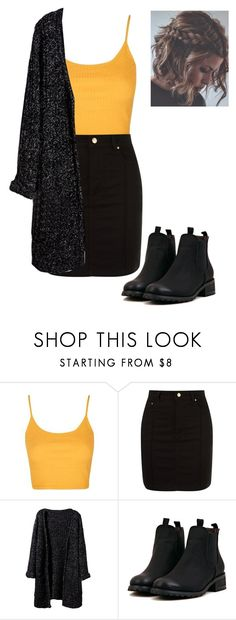 """""""Untitled #102"""" by californiadreaming123 ❤ liked on Polyvore featuring Topshop and Amapô #wardrobebasicscasual"""