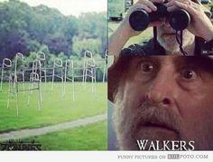 The Walking Dead: Walkers!
