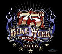 75th Anniversary of Daytona Bike Week starts right after #FLACON2016 March 4-13, 2016.  Will you be sticking around to experience it?