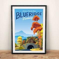 Blue Ridge Parkway |