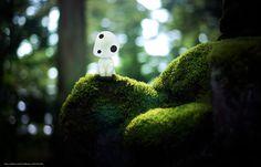 wallpaper Studio Ghibli, Princess Mononoke, Forest Spirit free desktop ...
