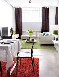 ambientes difanos casas difanas pequenas pocos metros decoracion casas decorar casa