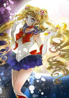 Sailor Moon Crystal セーラームーンCrystal by ゆうき on pixiv