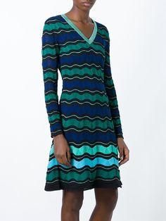 Missoni signature knit dress