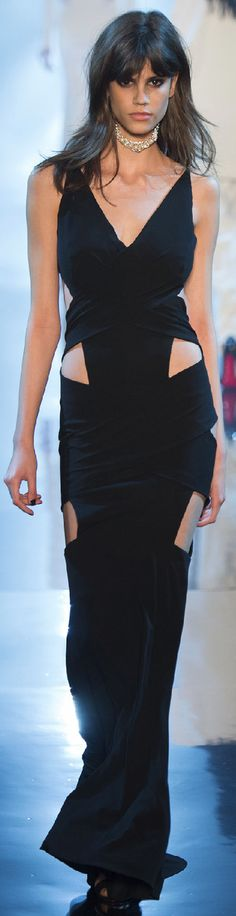 Spring 2015 Couture Alexandre Vauthier