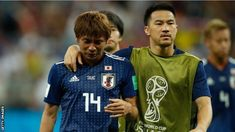 Man of the match - Takashi Inui (Japan)  It ended in heartbreak but Takashi Inui was excellent for Japan with his goal and running down the left