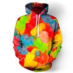 Gummy Bears Hoodie
