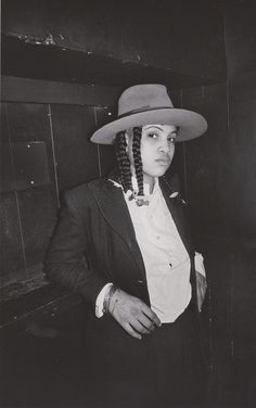 Derek Ridgers London Youth 78-87, Neneh Cherry, The Wag Club, 1983