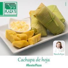 Cachapas de Hoja Chf. Marcela Reyes Ingred:10 mazorcas de jojotos tiernos, previamente  ... Ver más  https://www.facebook.com/elplazas/photos/pb.145157952222486.-2207520000.1459470262./1024436947627911/?type=3&theater