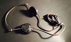 Cuffie Audio per Radio a Galena Vintage DEA Anni 30' in Bachelite RARA 🎧🎧   eBay