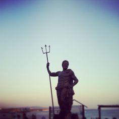 Statue of Apollon Didim/Turkey