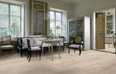 Kahrs Wood Flooring: Oak Nouveau Blonde. Beautiful.