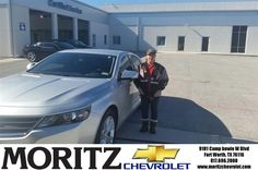 The service I received was excellent! My salesman DJ Garner, was very thorough walking me through step by step with on star and all my new gadgets. Thank you to the entire chevy team for a great experience. -  Burr & Rayna Bisch, Tuesday, November 25, 2014 http://www.moritzchevrolet.com/?utm_source=Flickr&utm_medium=DMaxxPhoto&utm_campaign=DeliveryMaxx