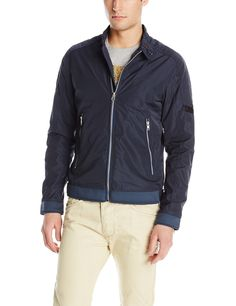 Diesel Men's J-Eiko Jacket,  Navy, Large