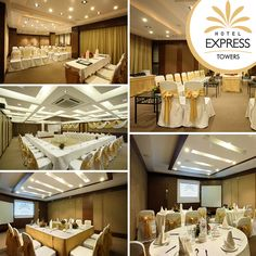 Expand Your Possibilities with Express Hotel Business Meeting Venues!