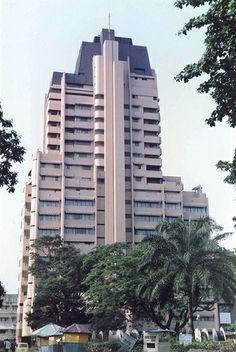 imeuble SOZACOM à Kinshasa