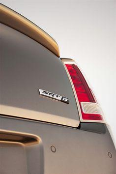 2012 Chrysler 300 SRT8 Badge  photo
