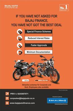 9 Ktm Ideas Ktm Bajaj Auto Motorcycle Loan