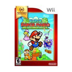 Nintendo - Nintendo Selects Super Paper Mario Nintendo Wii