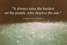 Don't let the rain bring you down! The sun always shines through! #inspiration #motivation
