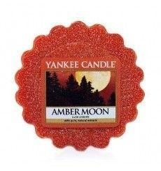 Yankee Candle WOSK TARTA Amber Moon | DOMOWE SPA \ świeczki zapachowe \ Yankee Candle \ woski zapachowe DOMOWE SPA \ ŚWIECZKI ZAPACHOWE I WOSKI \ YANKEE CANDLE | Minti Shop