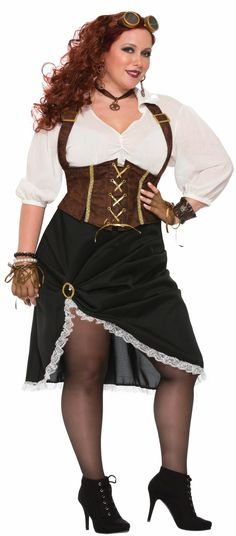 Adult Fantasy Steampunk Costume - Party City Steampunk Pinterest - party city store costumes