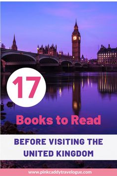 Are you planning a trip to England, Scotland, Wales, or somewhere thereabouts? Here are the best books about the UK you should read before your trip! #england #scotland #wales #janeausten #charlesdickens #booklovers Florida Travel, Travel Usa, Travel Tips, Travel Europe, Budget Travel, Best Books To Read, Good Books, Travel Movies, Travel Books