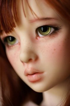 Image via We Heart It https://weheartit.com/entry/127342042 #bjd #dolls