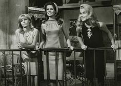 Ann-Margret, Carol Lynley, and Pamela Tiffin.The Pleasure Seekers, 1964.