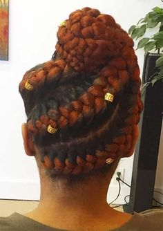 # tight Braids hairdos # tight Braids hairdos