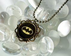 Batman vintage necklace