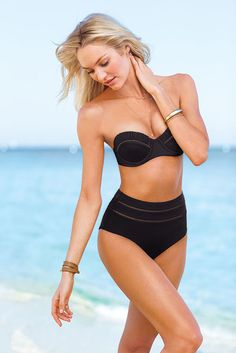 candice swanepoel 2014 swim pictures | Candice Swanepoel for Victoria's Secret Swim 2014 - Pursuitist