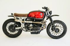BMW R100RT Street Tracker #27 by Herencia Custom Garage