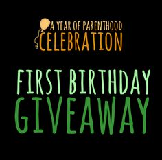 Enter A Year of Parenthood Celebration-First Birthday Giveaway! FANTASTIC GIVEAWAY! Enter here http://po.st/j4Cp2s For Your Chance to Win! YOU KNOW THAT I DEFINITELY ENTERED!!! Thanks, Michele :)