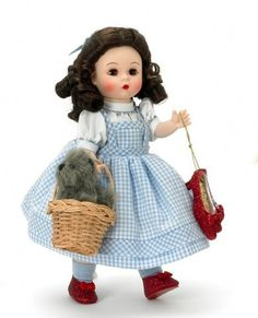 Madame Alexander dolls- I had a collection of these THAT I WAS NOT ALLOWED TO TOUCH. I always swore I would never do that to my kids and I never have. And the dolls? Were destroyed when my parents moved to their respective new homes.