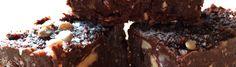 Raw brownies #kolac #raw #vegan #bezlepkove #recepty