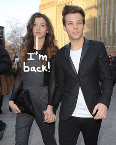Briana Jungwirth Pregnant Louis Tomlinson Baby: Hopes for Peaceful# Briana Jungwirth Pregnant Louis Tomlinson Baby: Hopes for Peaceful# LouisTomlinson Louis Tomlinson Louis Tomlinson Family, Louis Tomlinson Eleanor Calder, Louis And Eleanor, Briana Jungwirth, Ex Gf, One Direction Pictures, Twin Sisters, Ex Girlfriends, Suit Jacket