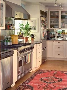 Haus Design: Kitchens You Can Really Live In (and Love!)