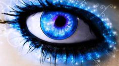 Blue Eyes Makeup Women