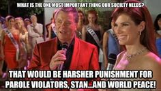 "And Gracie's response to this question is priceless. | Community Post: 31 Reasons Why ""Miss Congeniality"" Is A Certified Classic"